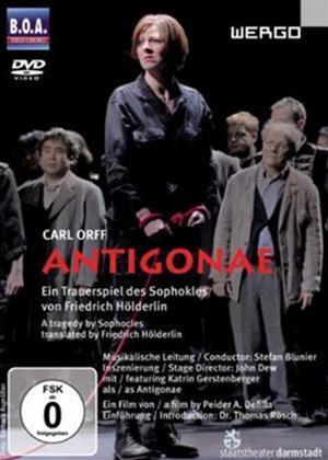 Rent Carl Orff: Antigonae Online DVD Rental