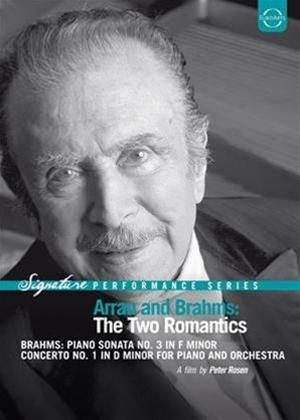 Rent Arrau and Brahms: The Two Romantics Online DVD Rental