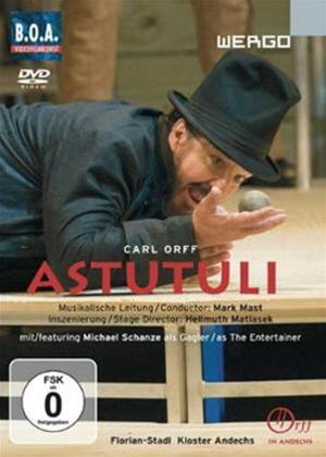 Rent Carl Orff: Astutuli Online DVD Rental