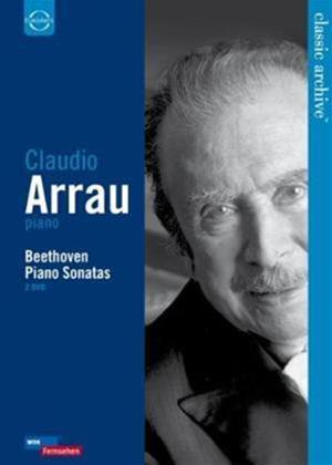 Rent Claudio Arrau: Beethoven Piano Sonatas Online DVD Rental