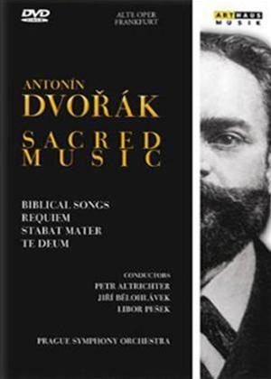 Rent Dvorak: Sacred Music Online DVD Rental