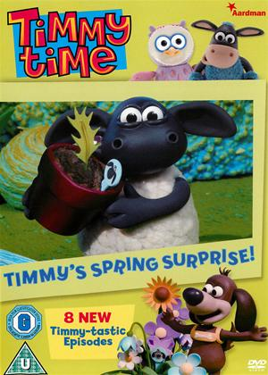 Rent Timmy Time: Timmy's Spring Surprise Online DVD Rental