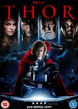 Rent Thor Online DVD & Blu-ray Rental