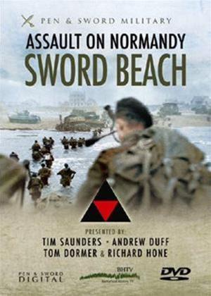 Rent Assault on Normandy: Sword Beach Online DVD Rental