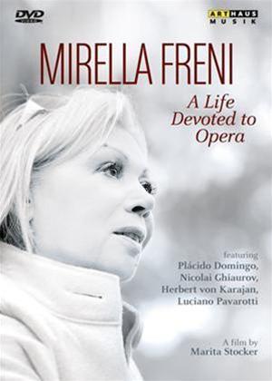 Rent Mirella Freni: A Life Devoted to Opera Online DVD Rental