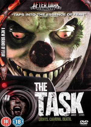 Rent The Task Online DVD Rental