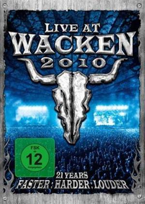 Rent Wacken 2010: Live at Wacken Open Air Online DVD Rental