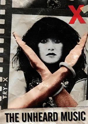 Rent X: The Unheard Music Online DVD Rental