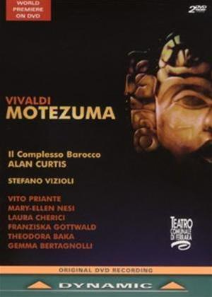 Rent Motezuma: Il Complesso Barocco Online DVD Rental