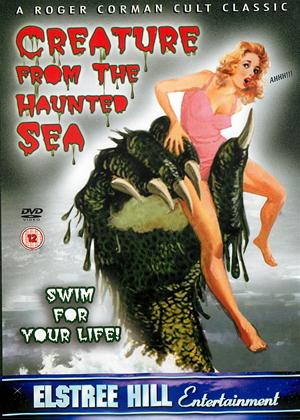 Rent Creature from the Haunted Sea Online DVD Rental