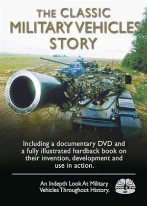 Rent The Classic Military Vehicles Story Online DVD Rental