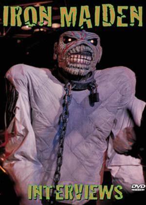 Rent Iron Maiden: Interviews Online DVD Rental