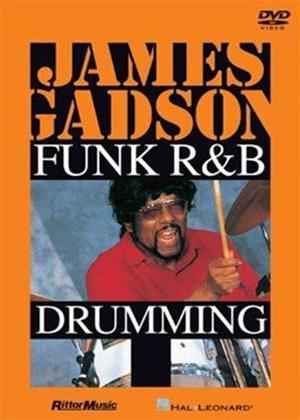 Rent James Gadson: Funk / R and B Drumming Online DVD Rental