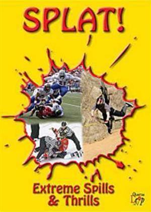 Rent Splat!: Extreme Spills and Thrills Online DVD Rental