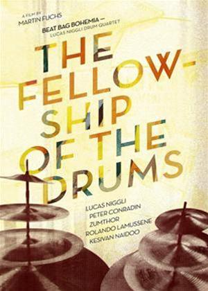 Rent Lucas Niggli Drum Quartet: The Fellowship of the Drums Online DVD Rental