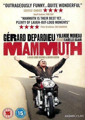 Mammuth Online DVD Rental