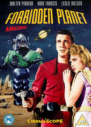 Rent Forbidden Planet Online DVD Rental