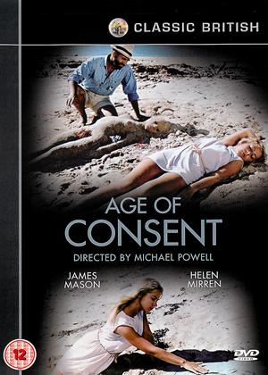 Rent Age of Consent Online DVD Rental