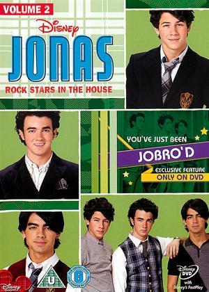Rent Jonas Brothers: Series 1: Vol.2 Online DVD Rental