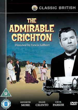 Rent The Admirable Crichton (aka Paradise Lagoon) Online DVD & Blu-ray Rental