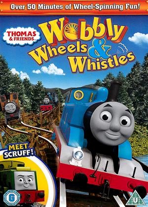 Rent Thomas and Friends: Wobbly Wheels and Whistles Online DVD Rental