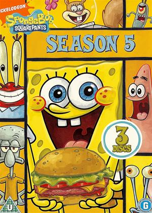 Rent SpongeBob SquarePants: Series 5 Online DVD Rental