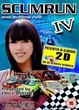 Rent Scumrun IV Online DVD Rental