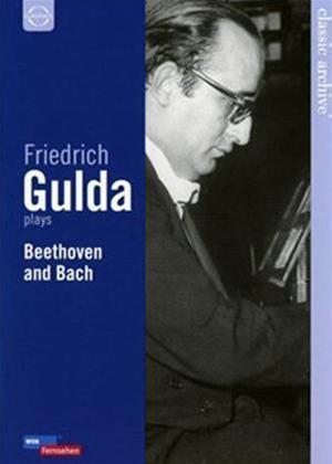 Rent Friedrich Gulda: Beethoven and Bach Online DVD Rental