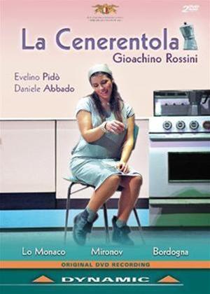 Rent La Cenerentola: Teatro Petruzzelli Online DVD Rental