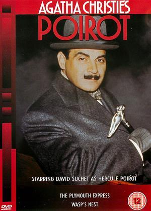 Rent Poirot: Plymouth Express / Wasps' Nest Online DVD Rental