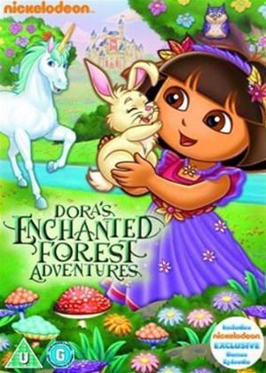 Rent Dora the Explorer: Enchanted Forest Online DVD Rental