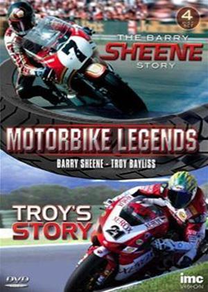 Rent Motorbike Legends Online DVD Rental
