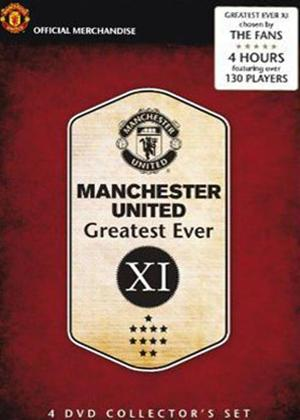 Rent Manchester United: Greatest Ever XI Online DVD Rental
