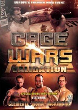 Rent Cage Wars Championship: Validation Online DVD Rental