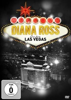 Rent Diana Ross: Live from Las Vegas Online DVD Rental