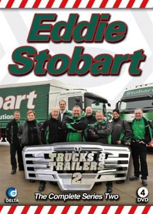 Rent Eddie Stobart: Trucks and Trailers: Series 2 Online DVD Rental
