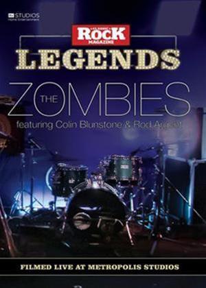 Rent Classic Rock Legends: The Zombies Online DVD Rental