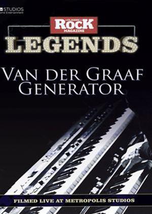 Rent Classic Rock Legends: Van Der Graaf Generator Online DVD Rental