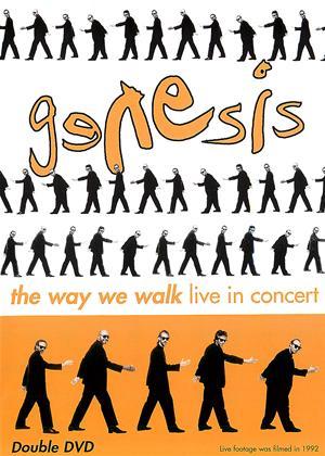Rent Genesis: The Way We Walk: Live in Concert Online DVD Rental