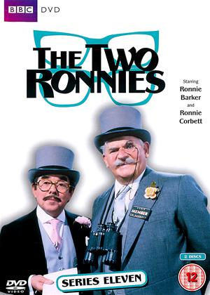 Rent The Two Ronnies: Series 11 Online DVD Rental