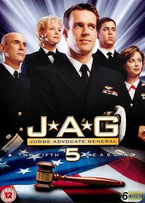 Rent JAG: Series 5 Online DVD Rental