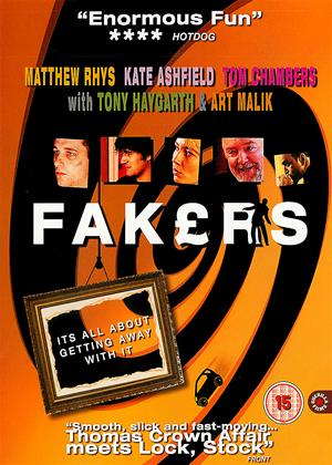 Rent Fakers Online DVD Rental