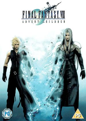 Final Fantasy VII: Advent Children Online DVD Rental