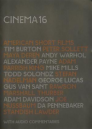 Rent Cinema 16: American Short Films Online DVD Rental