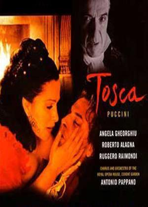 Rent Tosca: Royal Opera House (Pappano) Online DVD Rental