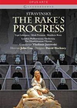 Rent The Rake's Progress: Glyndebourne (Jurowski) Online DVD Rental