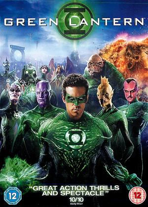 Green Lantern Online DVD Rental