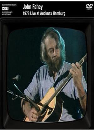 Rent John Fahey: 1978 Live TV Concert Online DVD Rental