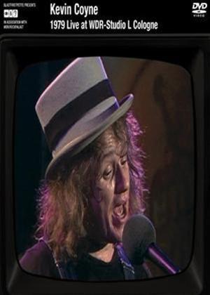 Rent Kevin Coyne: 1979 Live TV Concert Online DVD Rental