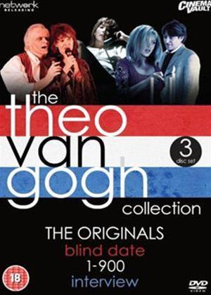 Rent Theo Van Gough Online DVD Rental
